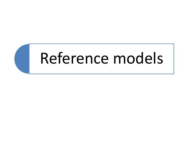 Iso osi and tcp-ip reference models