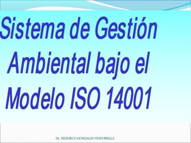 Dr. FEDERICO GONZALES VEINTIMILLA