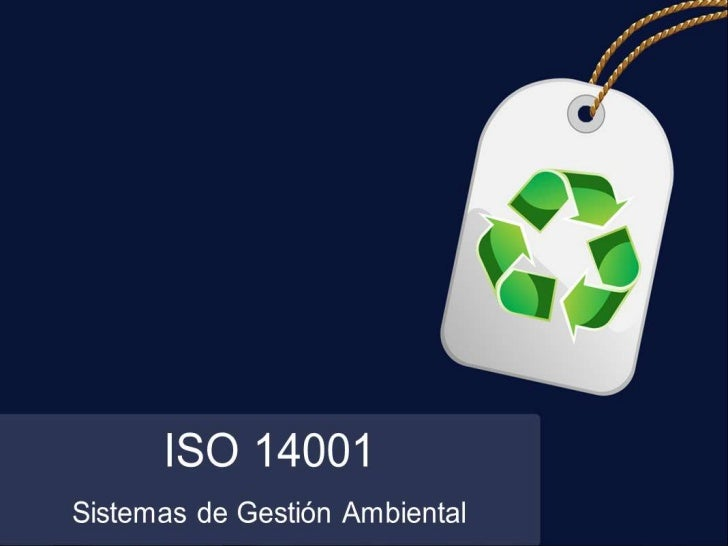 ISO 14001- LA SALLE