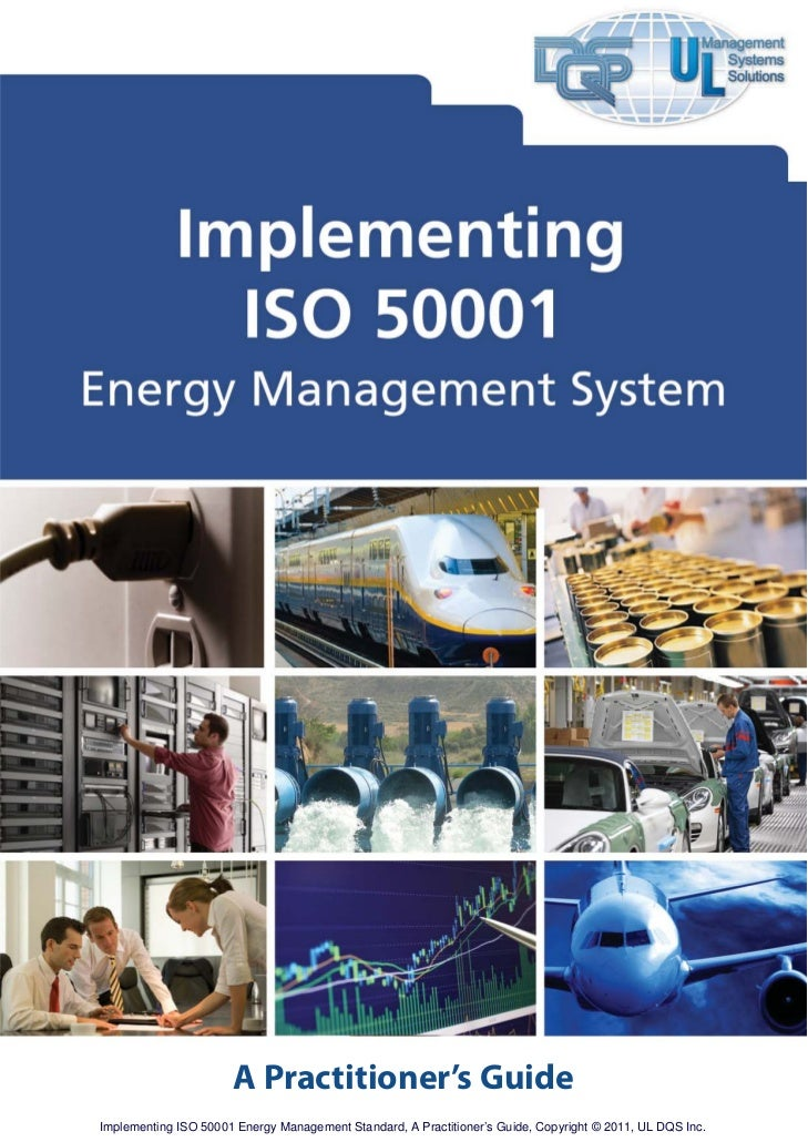 ISO 50001 & SEP Practitioners Guide