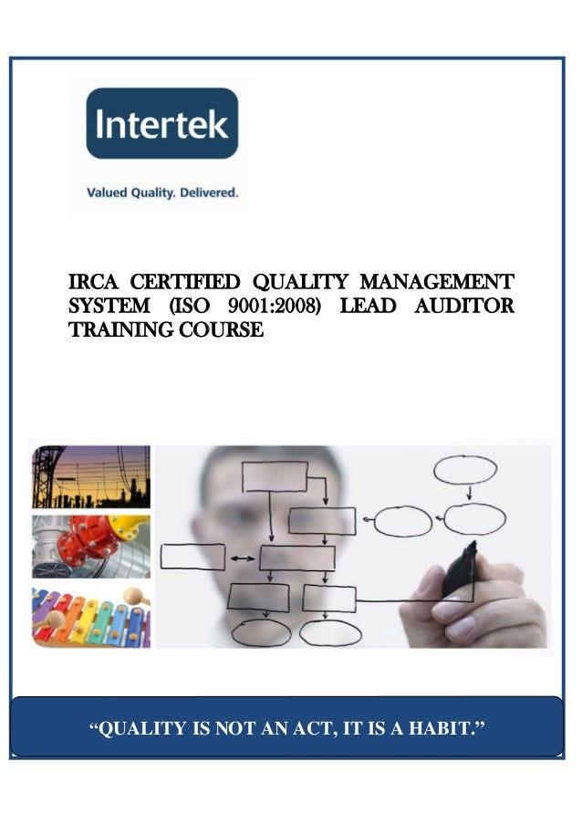 how to become auditor for iso
