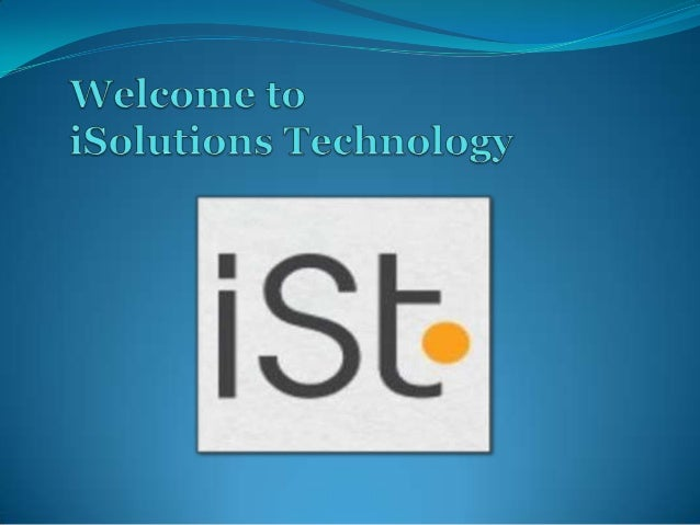 Authors Bio iSolutions Technology, is a specialized online service  provider of services including Web Design Perth, Grap...