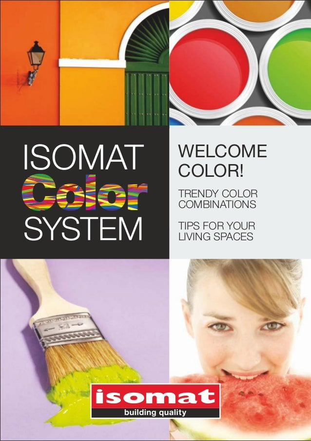 WELCOME COLOR! TRENDY COLOR COMBINATIONS TIPS FOR YOUR LIVING SPACES