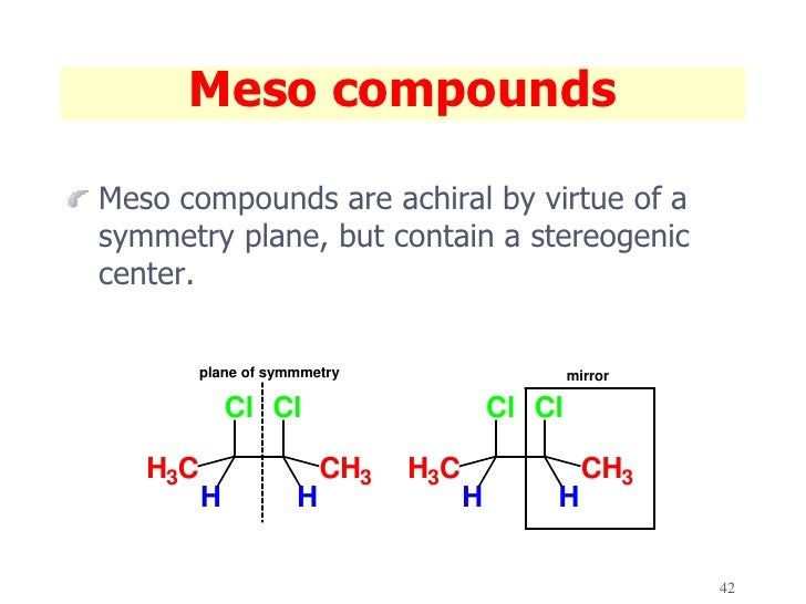 Chemistry Q & A: Q. What is meso variety?