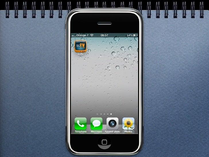 L'application iphone du mois de janvier 2010: iSort