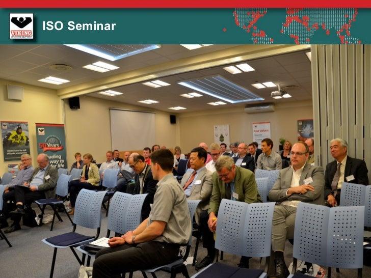 ISO Seminar