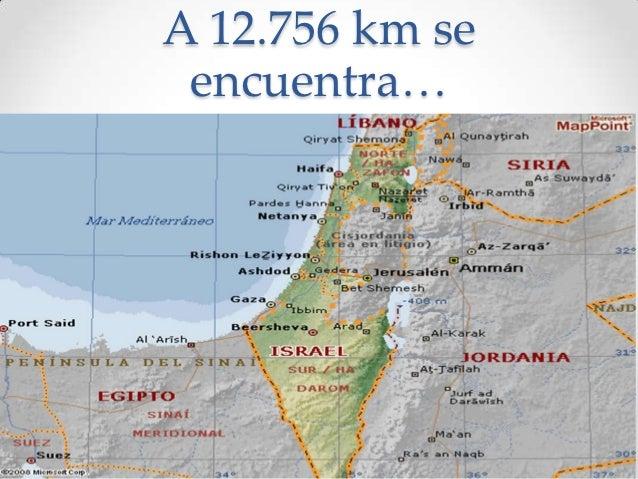 A 12.756 km se encuentra…