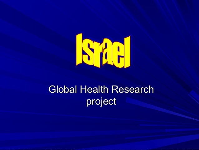 Global Health ResearchGlobal Health Researchprojectproject