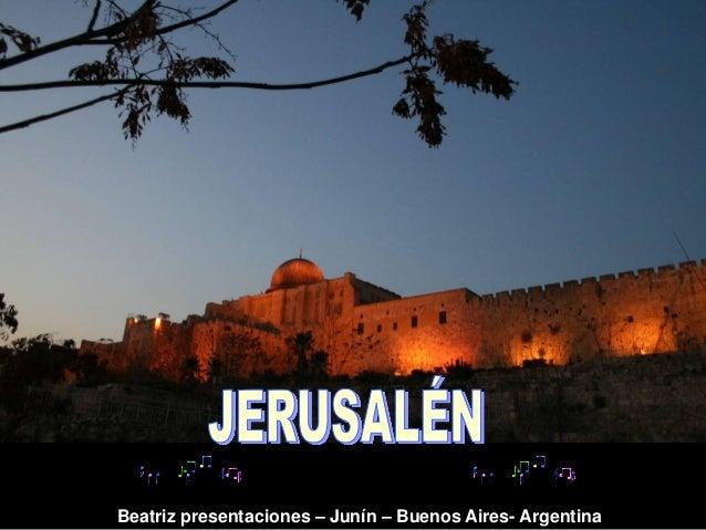 Israel   Jerusalen