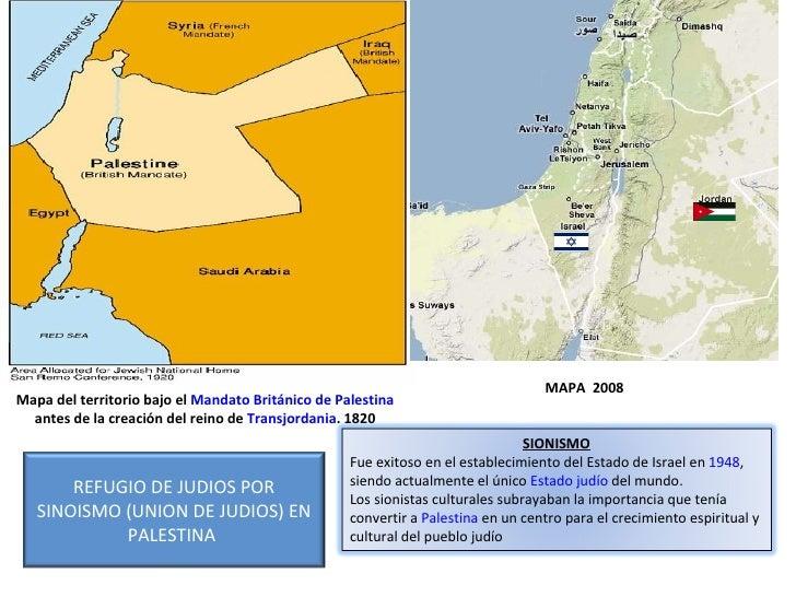 Mapa del territorio bajo el  Mandato Británico de Palestina  antes de la creación del reino de  Transjordania . 1820 MAPA ...