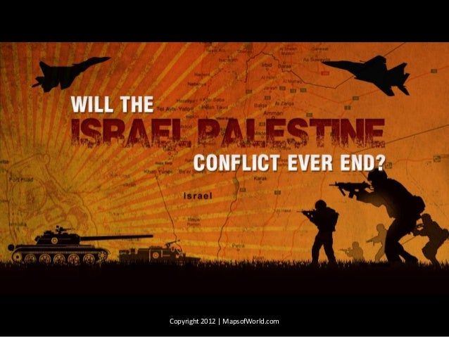 Will The Israel-Palestine Conflict Ever End? - Facts & Infographic