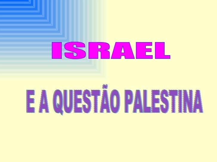 Israel E ..