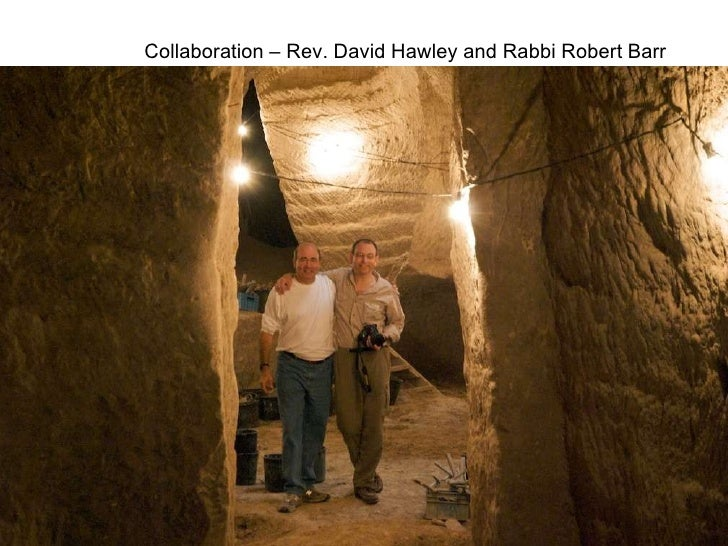 Collaboration – Rev. David Hawley and Rabbi Robert Barr