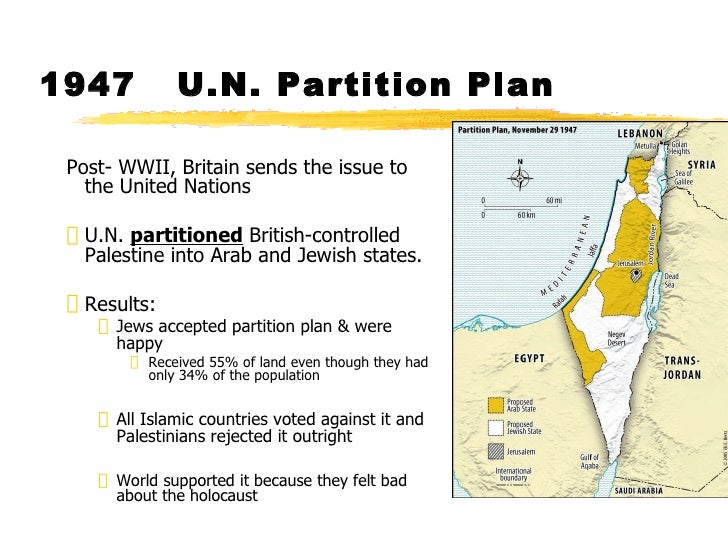 israelites and palestinians essay