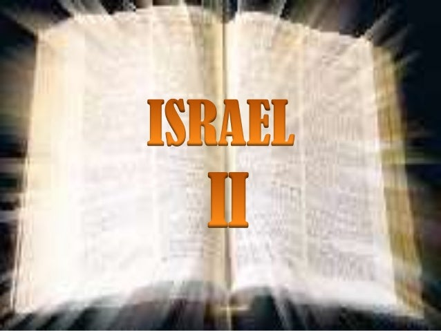 Israel  ii