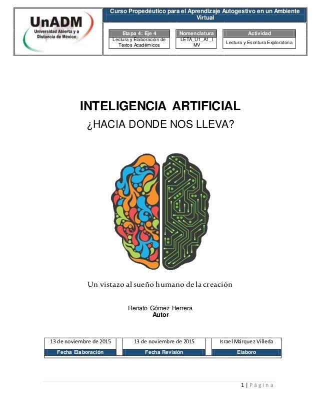 Curso Propedéutico para el Aprendizaje Autogestivo en un Ambiente Virtual Etapa 4: Eje 4 Nomenclatura Actividad Lectura y ...
