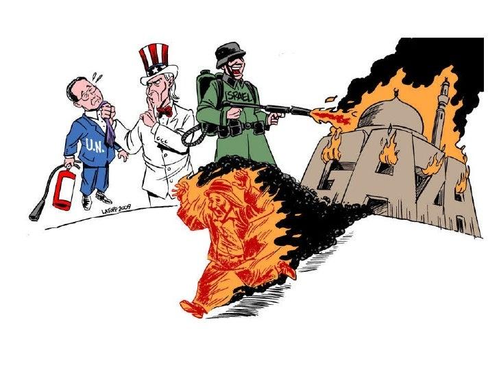 Israel s anarchy in cartoon
