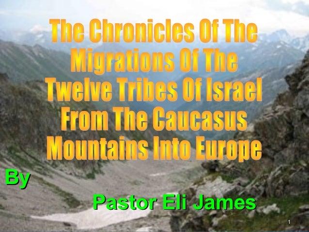 By     Pastor Eli James                        1