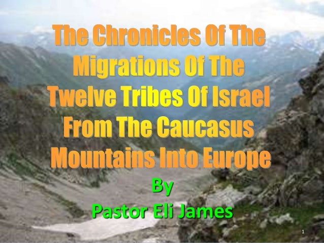 Israel's Migrations part 4