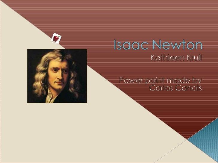 Issac newton project
