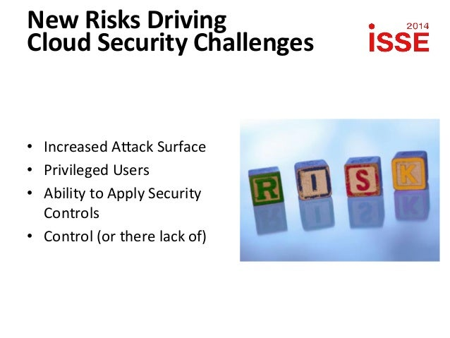 Cloud Security Controls Cloud Security Challenges