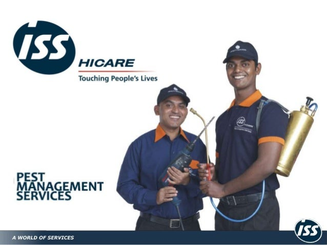 Pest Control Services | ISSHIcare