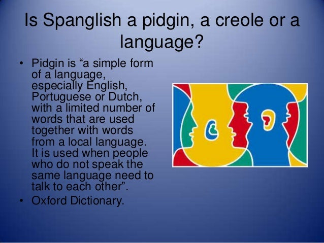 spanglish in the united states On so-called spanglish ricardo  if greater specificity is required, spanish in the united states keywords  the term spanglish reflects a wide range of.