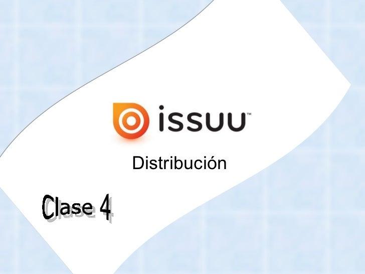 Distribución Clase 4