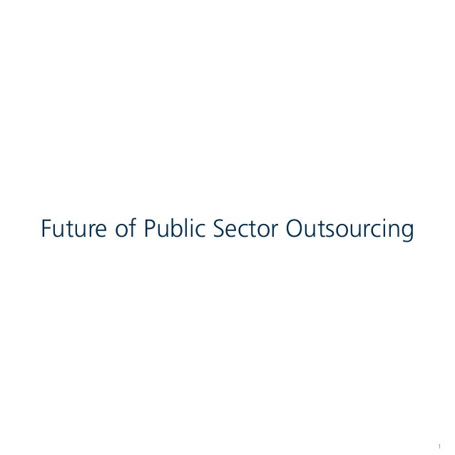 thesis on outsourcing industry