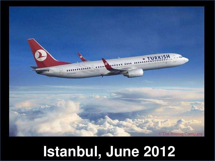 Istanbul, June 2012