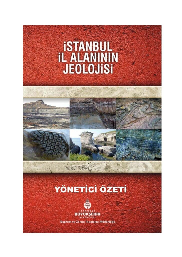 Istanbul Jeoloji