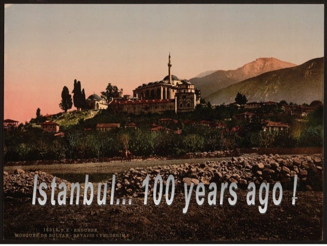 Istanbul 100 years_ago