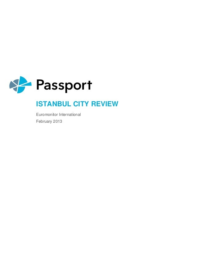 Istanbul report
