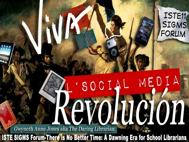 ISTE11 Social Media SIGMS