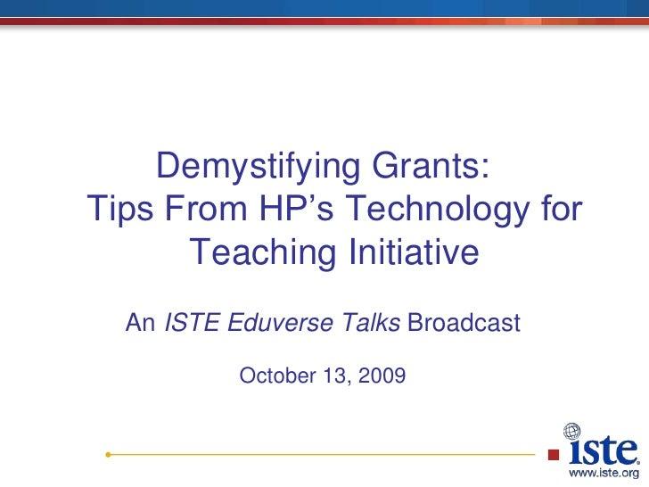 ISTE Eduverse Slides 10-12