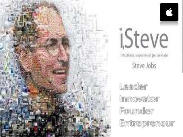 Steve jobs marketing skills