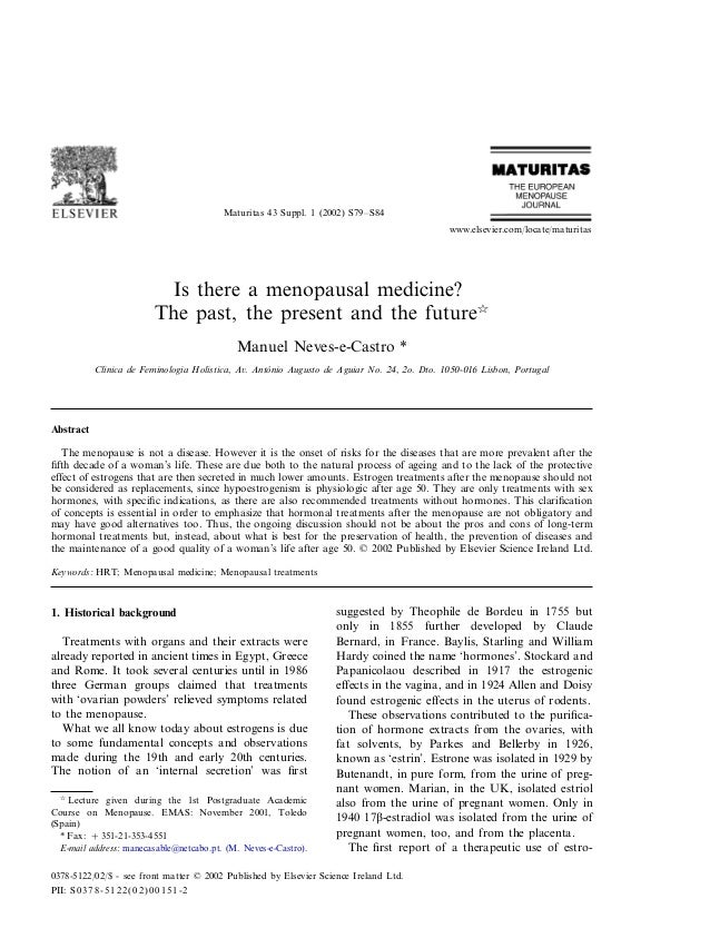 Maturitas 43 Suppl. 1 (2002) S79– S84                                                                                     ...