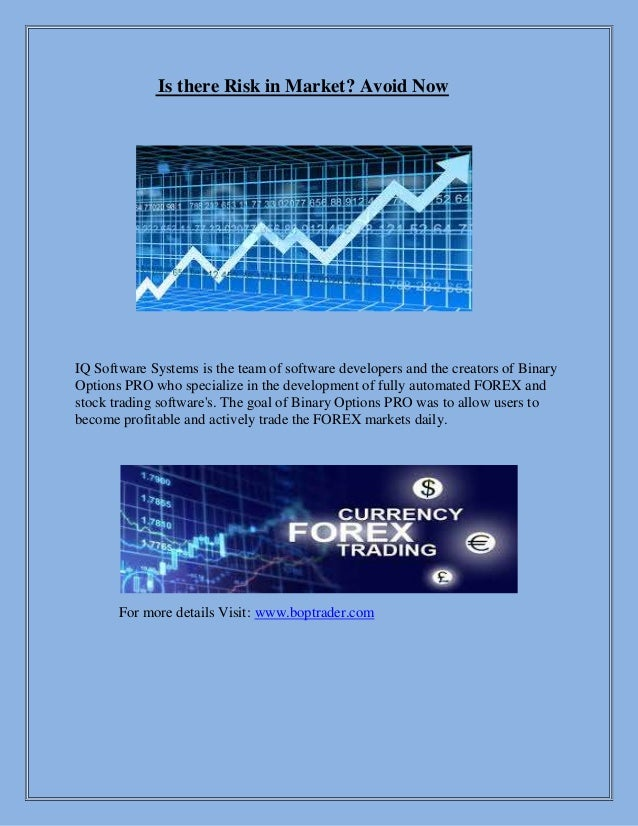 come creare un software per trading