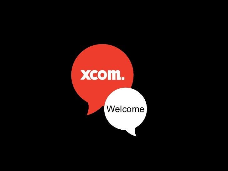 XCOM Media - Email and Social Media Integration