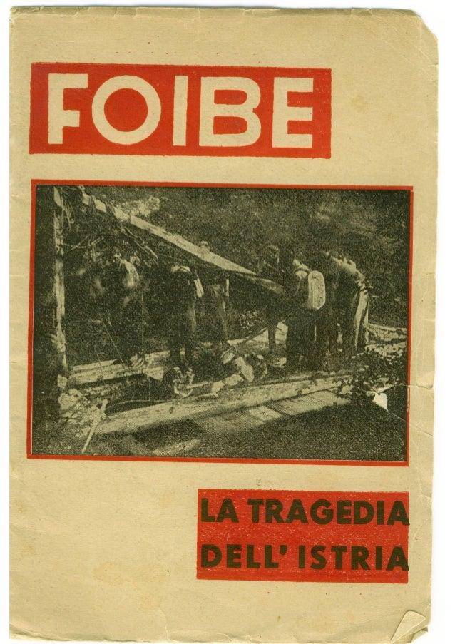 Foibe - La tragedia dell'Istria (1946)