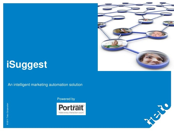 iSuggest              An intelligent marketing automation solution                                           Powered by© 2...