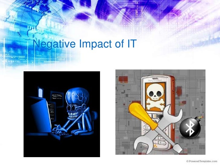 impact of technology on our lives essay Saved essays by rahul thadani both shows the impact that technology does in our beneficial in people's lives it should be limited to.