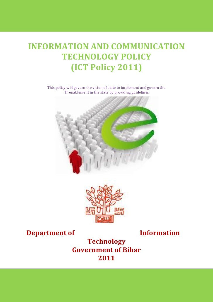 It policy-2011-english