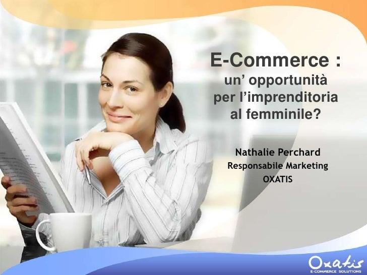 It Salon internet Donne E Commerce 2009