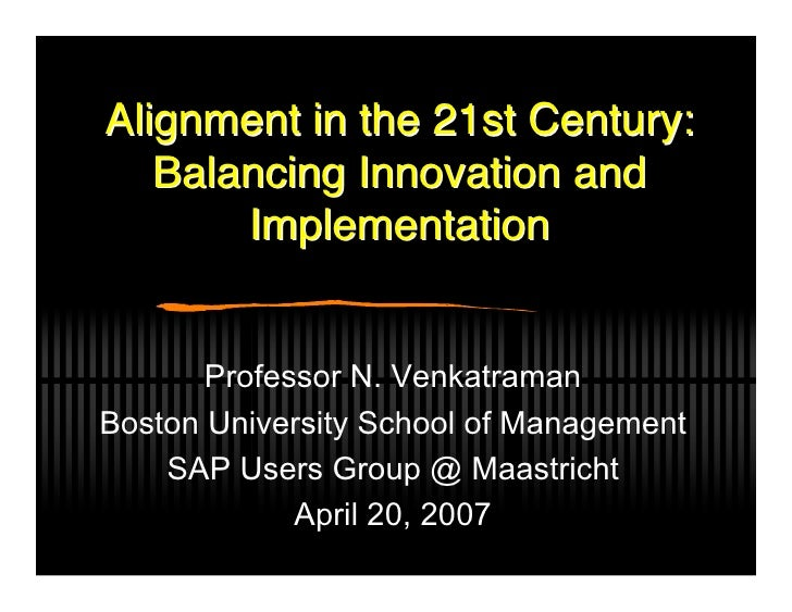 IT Strategy 2.0: Balancing Innovation and Implementation