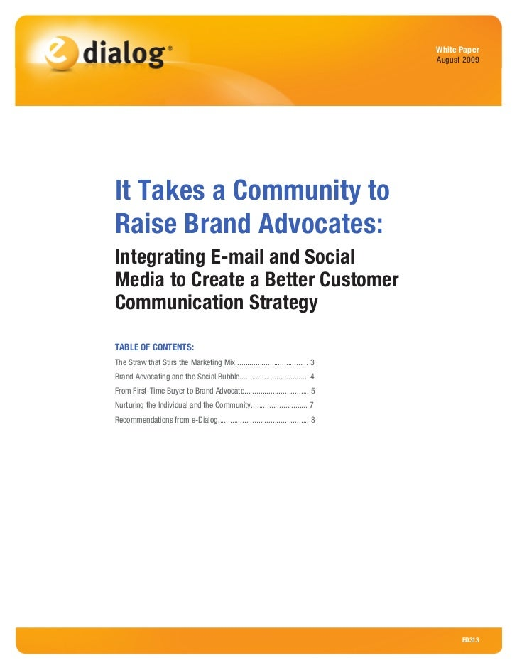 It take a community to raise brand advoates.pdf