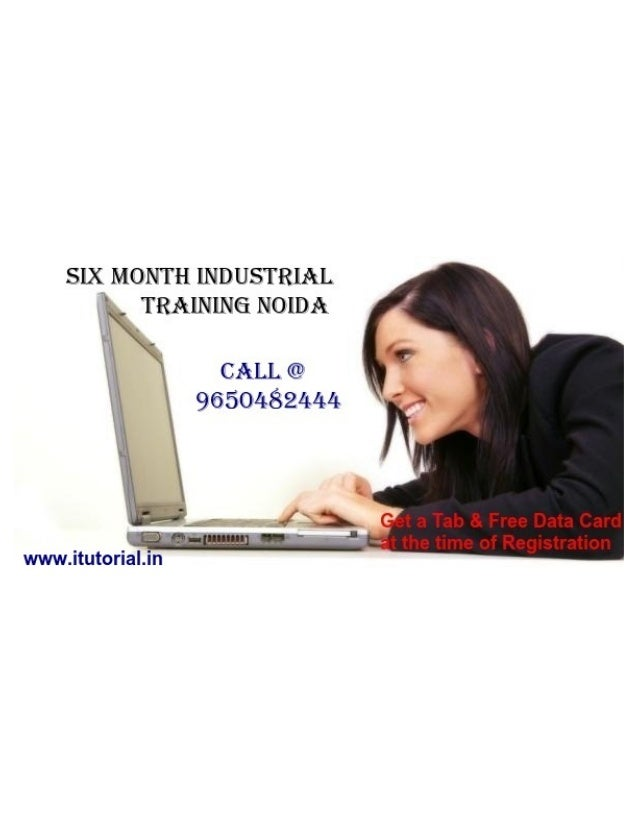 It1Online Certification Courses with Lenovo Tab and Activated Data Card Call @+91- 9650482444