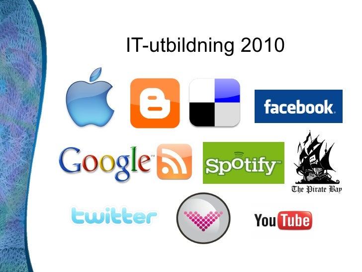 IT-utbildning 2010