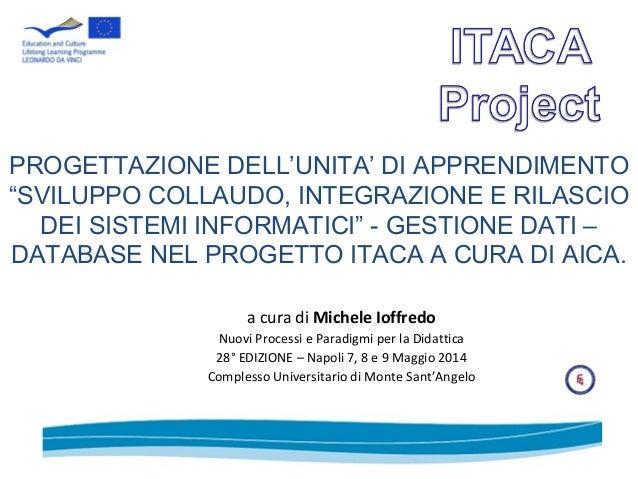 Itaca uda database short paper