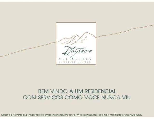 Itaipava All Suites Residence Service - Vendas (21) 3021-0040 - ImobiliariadoRio.com.br